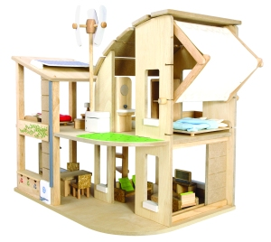7156-green-dollhouse-with-furniture