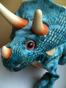 Kota & Pals Stompers: Triceratops