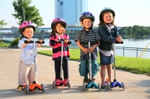 Mini Kick pic with Kids