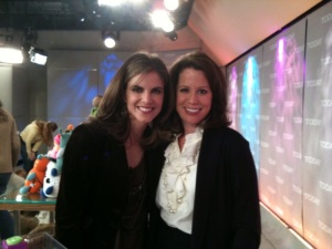 Natalie Morales and Stephanie Oppenheim